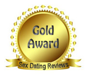 Sex-Dating-Reviews.com Lesbian Sex Dating Gold Award